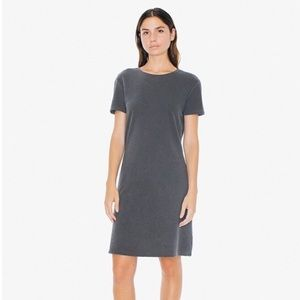 American Apparel French Terry Dress